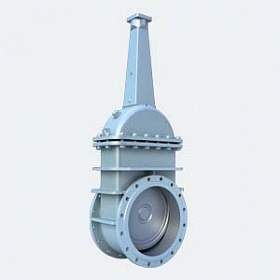 Forged-welded wedge gate valves